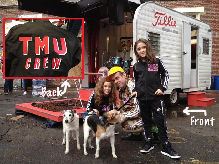 Join the TMU Crew!