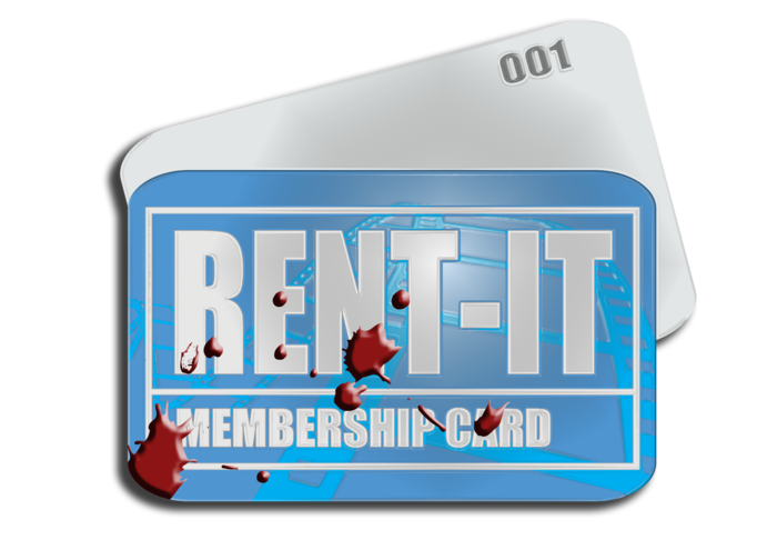 "ADD AN ADDITIONAL £8 TO YOUR PLEDGE AND RECEIVE A LTD EDITION MEMBERSHIP CARD, WITH YOUR NAME AND UNIQUE ""MEMBERSHIP NUMBER"""