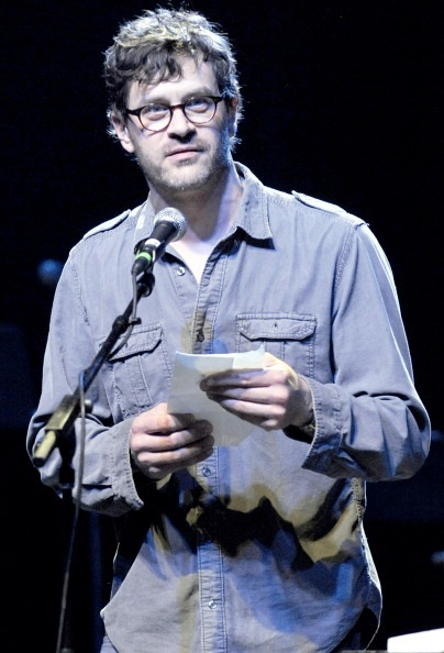 Tom Everett Scott reads The Loud Prayer, OH MAN!