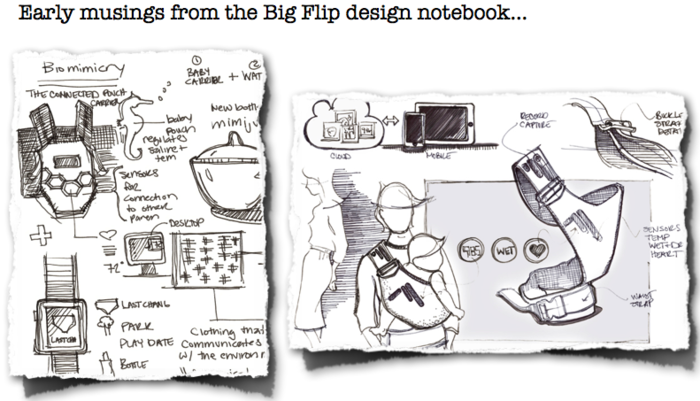 Big Flip Design Thought Pieces