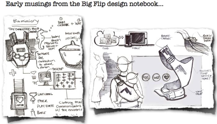 Big Flip Design Thought Pieces