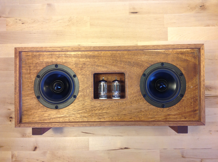 Raw Tube Power, Solid State Amps and Composite Reference Speakers. This is how musicians listen to their own music!