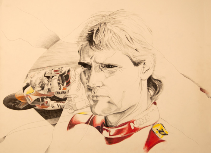 """Elements of Perfection"" Wayne Rainey 1991"