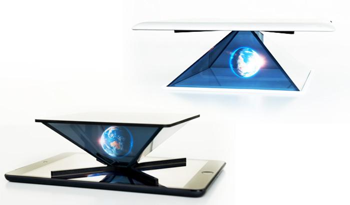 Hologram, Design, Kickstarter