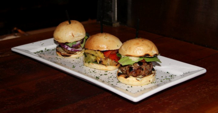 House Trio of Sliders