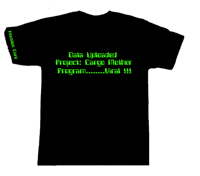 Limited Cargo Mother Green T!