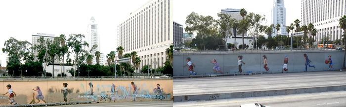 L.A. Freeway Kids Restoration 2012