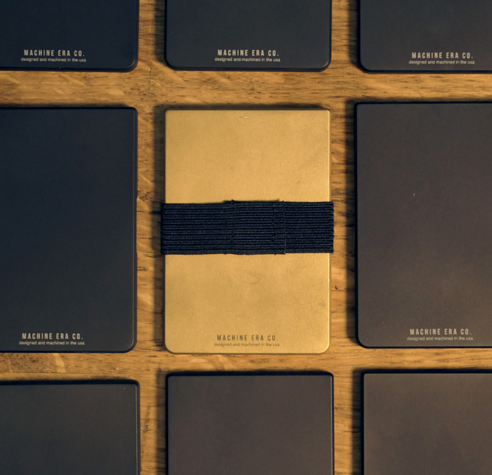 We've done our first production run of 40 wallets to calculate manufacturing time.