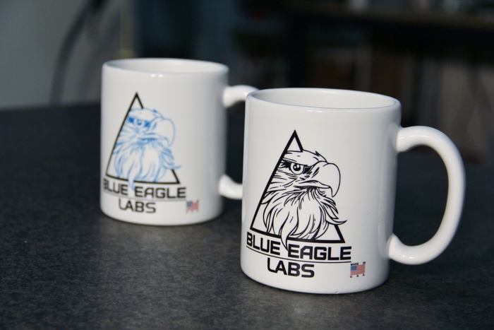 Blue Eagle Labs Coffee Mugs