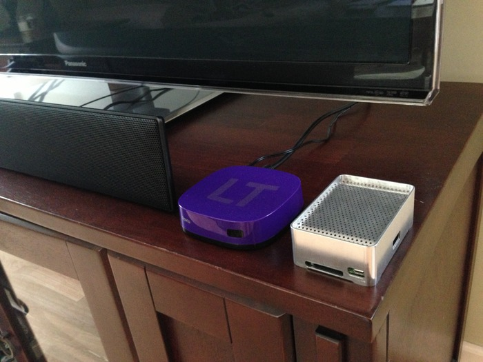 The Roku LT displayed is owned by © 2013 Roku, Inc. All rights reserved by them as we are in no way affiliated.
