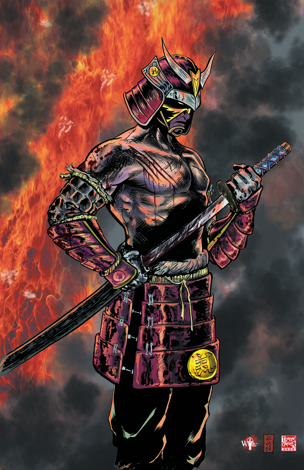 """The """"Great Warrior Chieftain"""""""