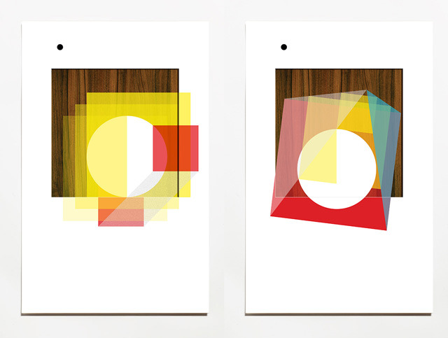 "$200 Reward – Christopher Derek Bruno's ""Print 7"" (left) OR ""Print 8"" (right) giclee, 11""x17"" inches (choose one)"