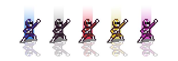 Chroma Squad te permite crear tus propios Power Rangers