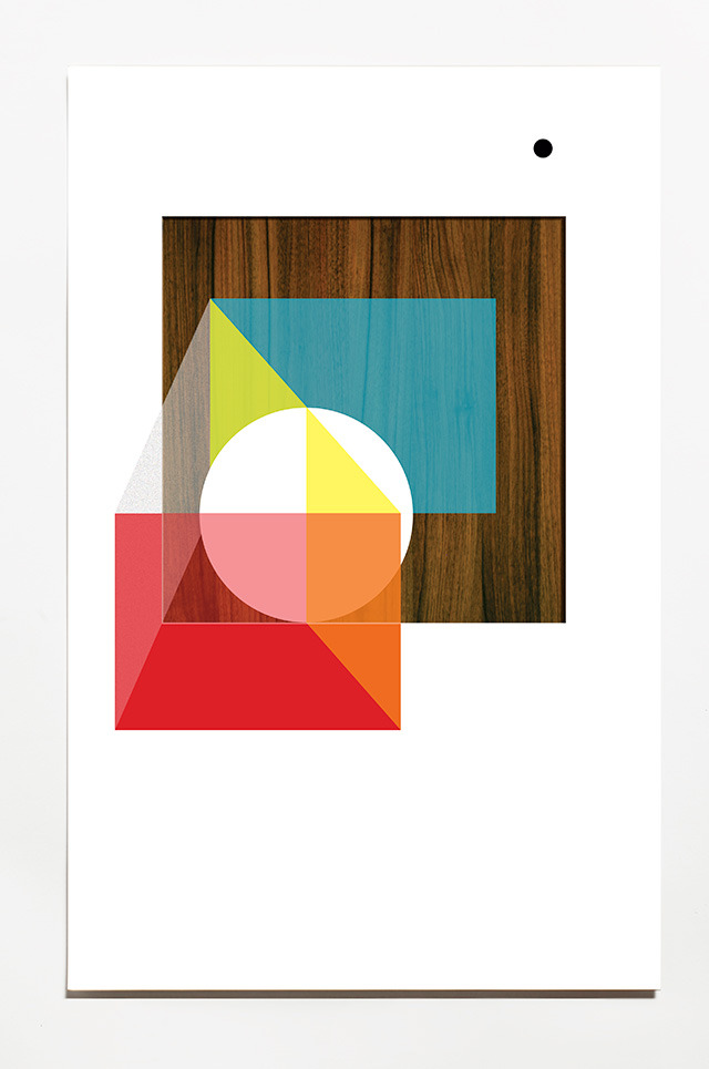 "$500 Super VIP Reward – Christopher Derek Bruno's ""Print 9"" giclee, 11""x17"" inches"