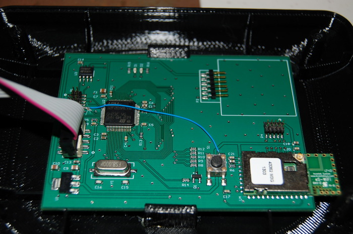 Prototype control board