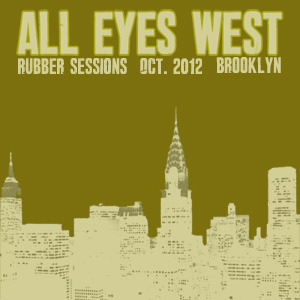 Rubber Sessions from Brooklyn, 2012