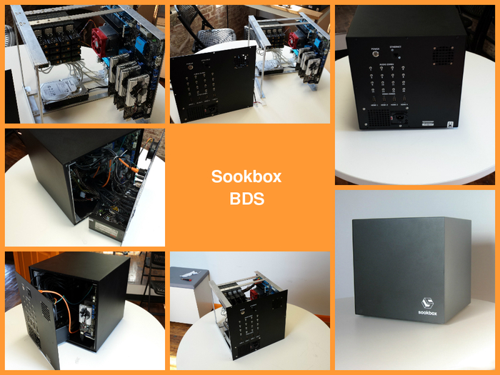 Sookbox BDS Prototype: Inside and Out