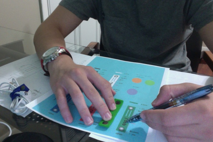 CREATING THE FIRST PROTOTYPES.