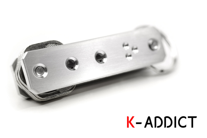 K-Addict (polish finish) 3 key fold