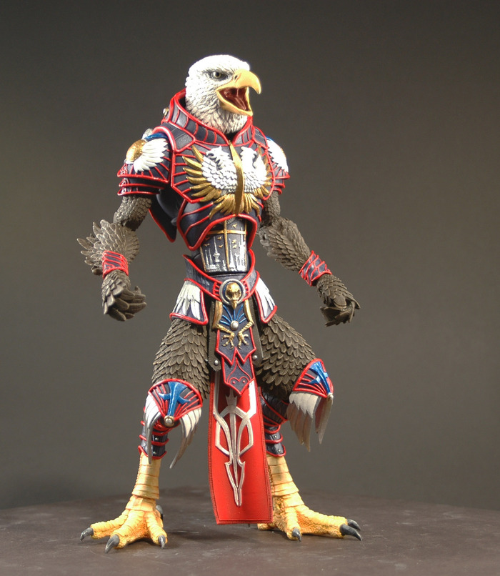 The Screaming Eagle (UNLOCKED!!!)