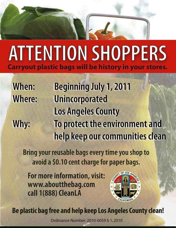L.A. Bag Ban