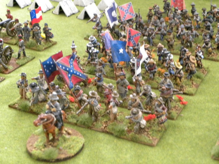 ACW Rebs on the march...