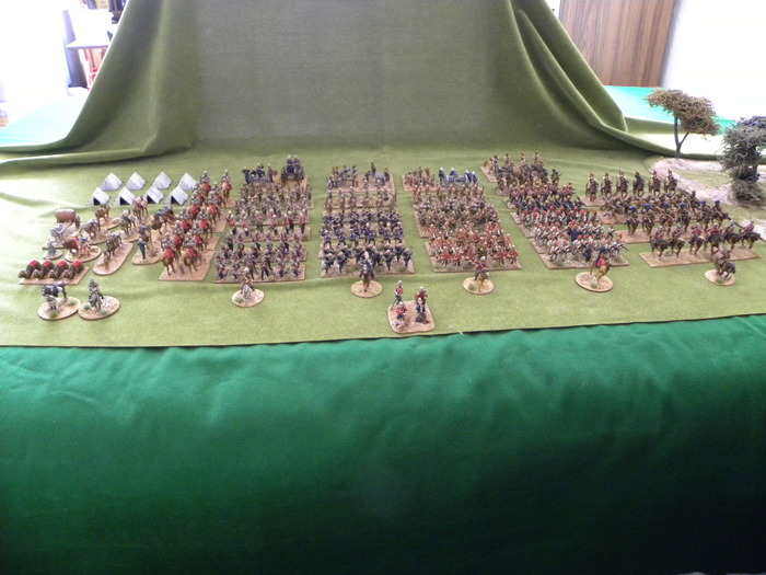 Sudan Brish force building up nicely... lots more egyptians required...