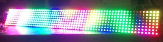 8x8x8 RGB Plasma