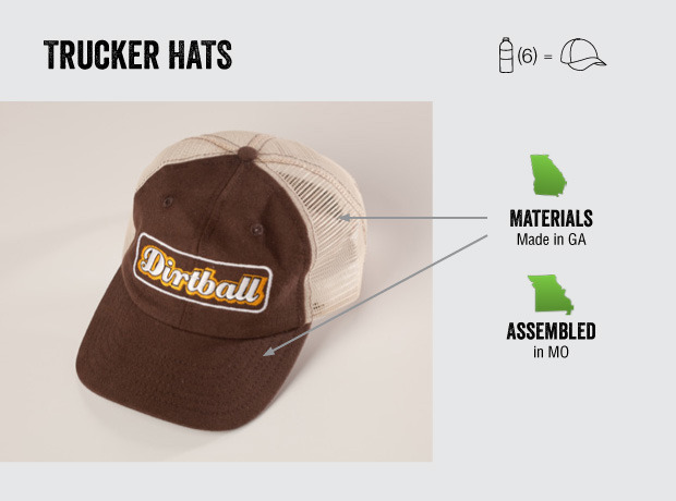 The Original Trucker Hat