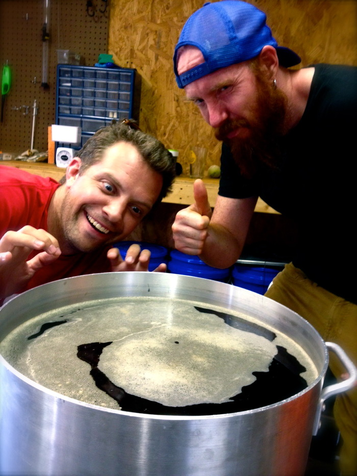 Turning home-brew into pro-brew!