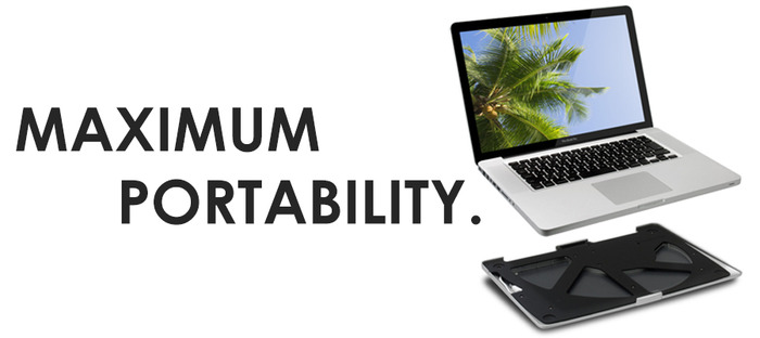 Tilt Stealth The Ultimate Macbook Pro Cooling Solution By