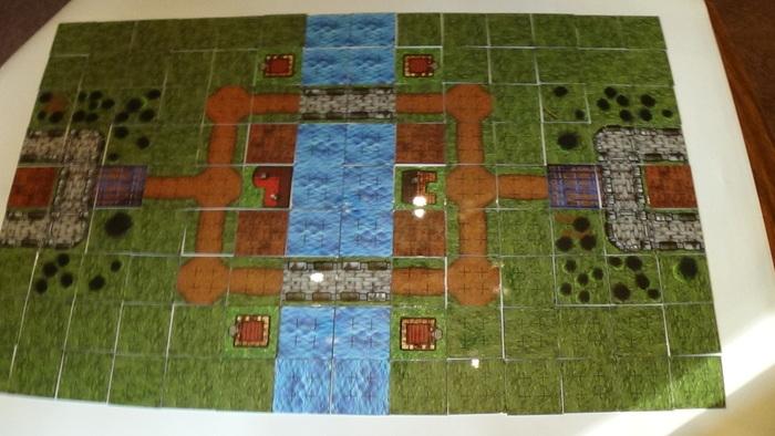 Castle vs Castle!