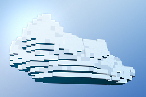 A conceptual rendering of the Ardent Mobile Cloud Platform by Lee Dotson