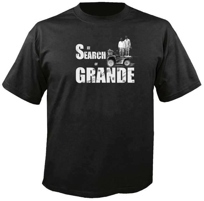 In Search of Grande T-shirt