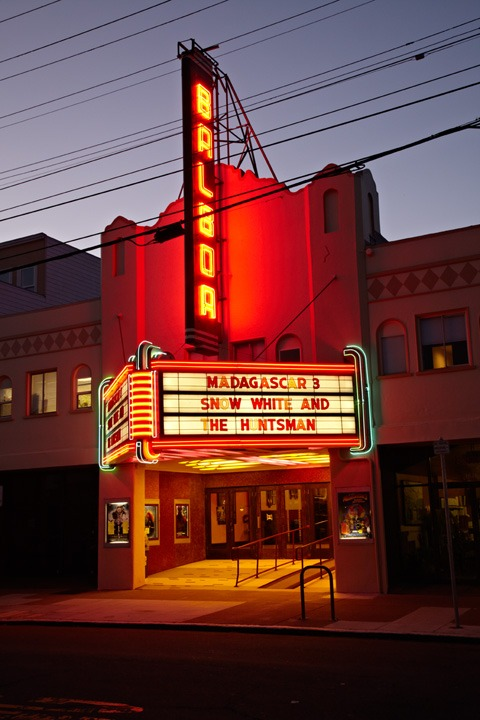 Balboa Theatre, 2012