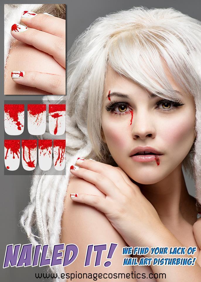 Zombie Killer Nails