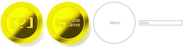Kickstarter Golden Coin
