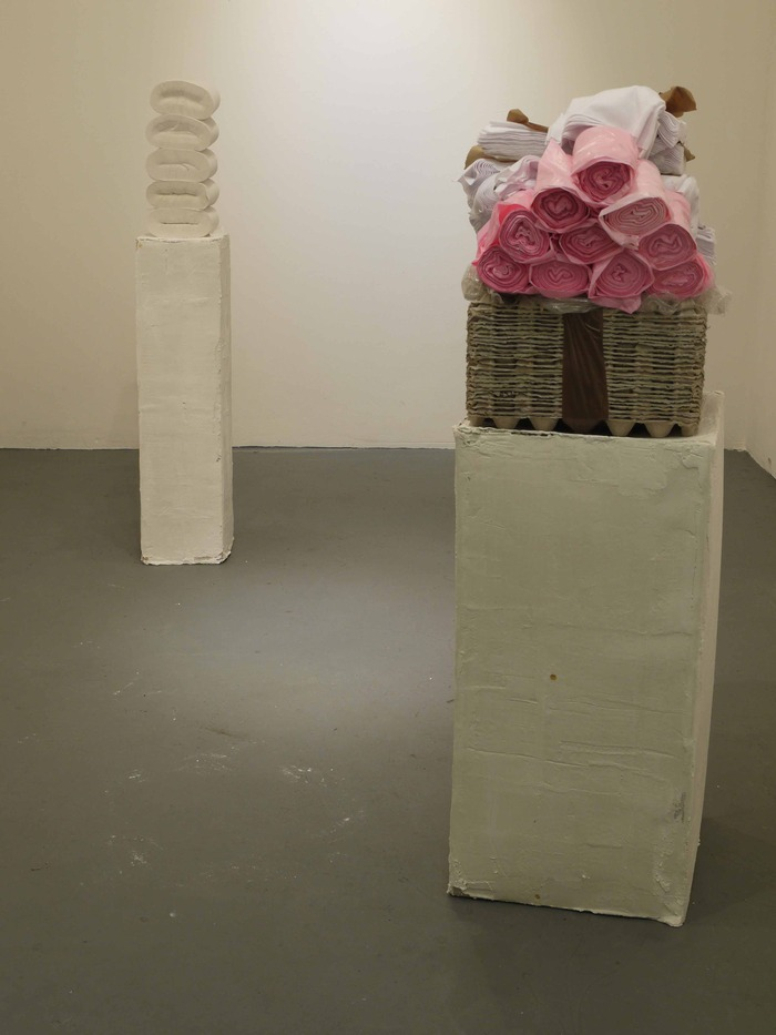 bbbundle and white forms, 2011
