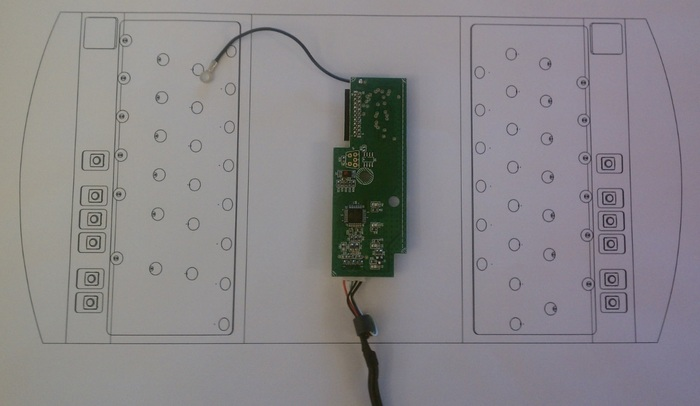 Functional Prototype #1 (circuit board design)
