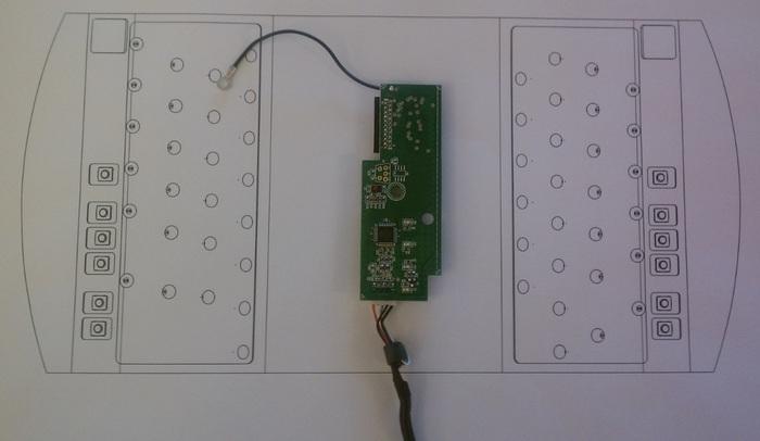 Functional Prototype #1 (circuit board design)