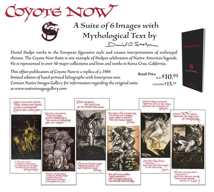 $10 Pledge: Coyote Now Suite
