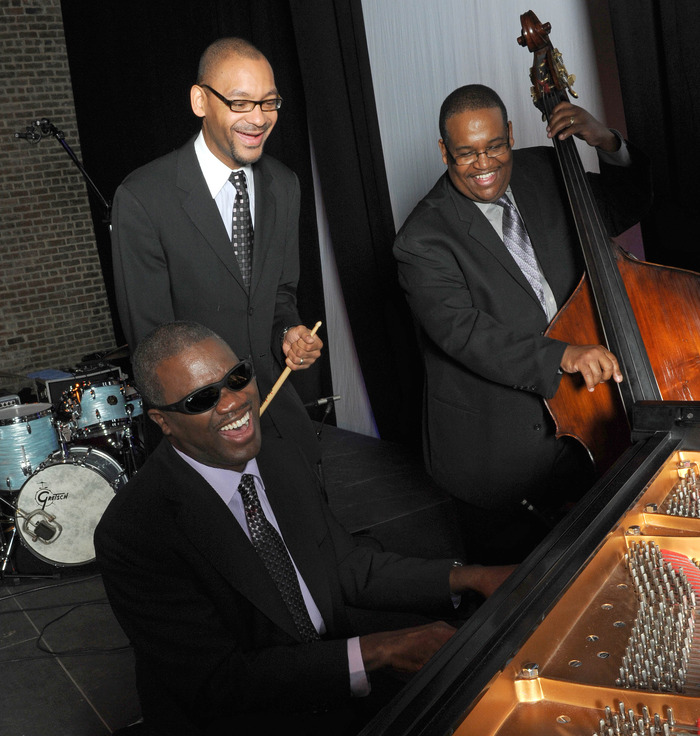 Marcus Roberts, Jason Marsalis, Rodney Jordan - the foundation of the Modern Jazz Generation
