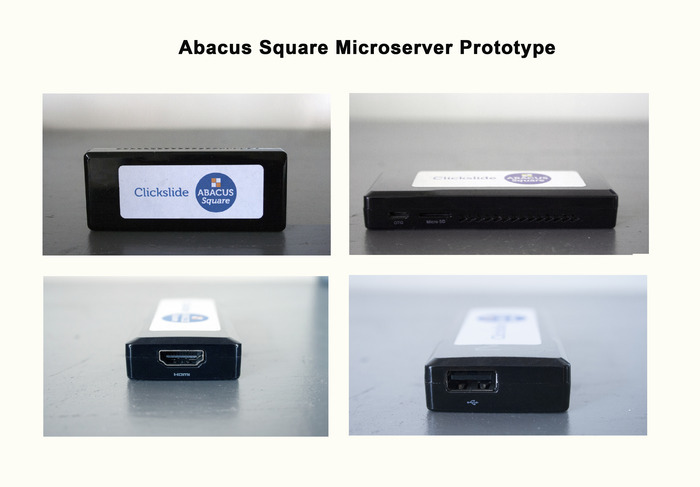 Abacus Square microserver