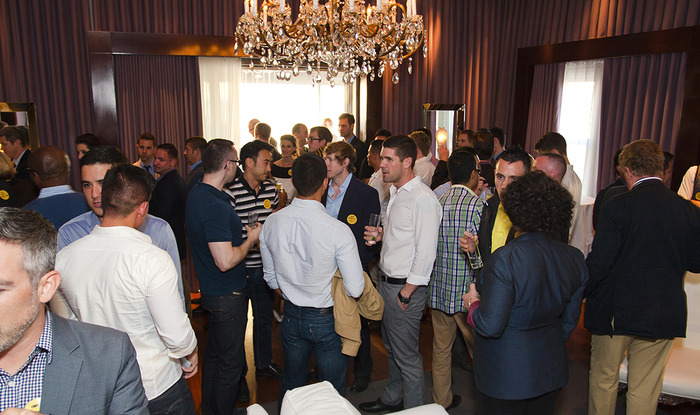 Exclusive 429 launch events held in NYC and San Francisco.