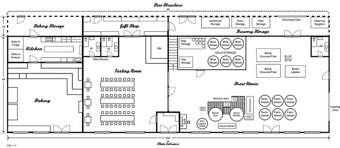 THE REVISED BULKHEAD BREWING PAGE By Gregg Hinlicky