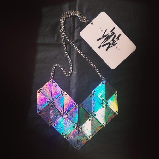 AW13 hologram chain necklace! which you will be getting your hands on at a special one off discounted rate!