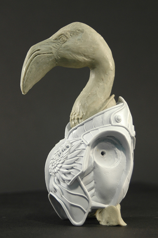 Pink Flamingo (rough sculpture) (UNLOCKED!!)