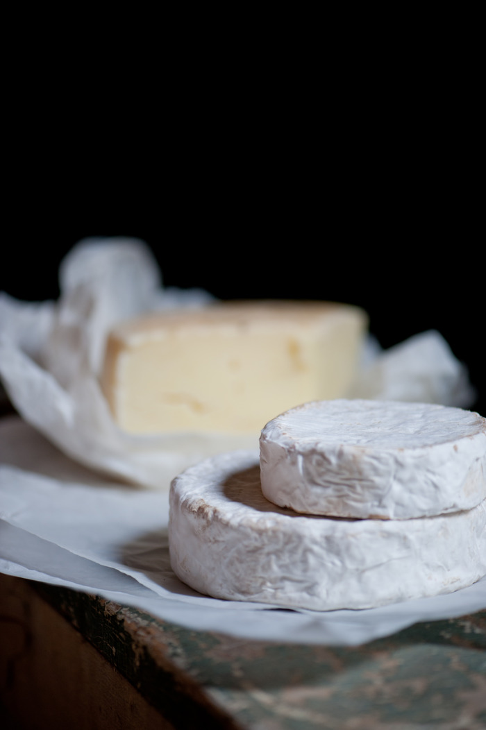 New Meadows Camembert and Pingree Hill Tomme    http://www.kindraclineff.com/