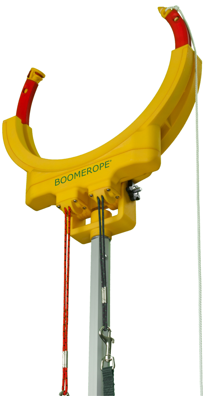 Production-Ready Boomerope Prototype