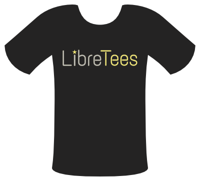 LibreTees - Plain and Simple